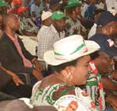 CR APC Scribe, 1000 Others Defect to PDP, campaign for Ayade – Cross